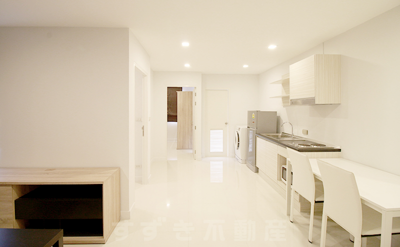 TKF Condominium:2Bed Room Photos No.2