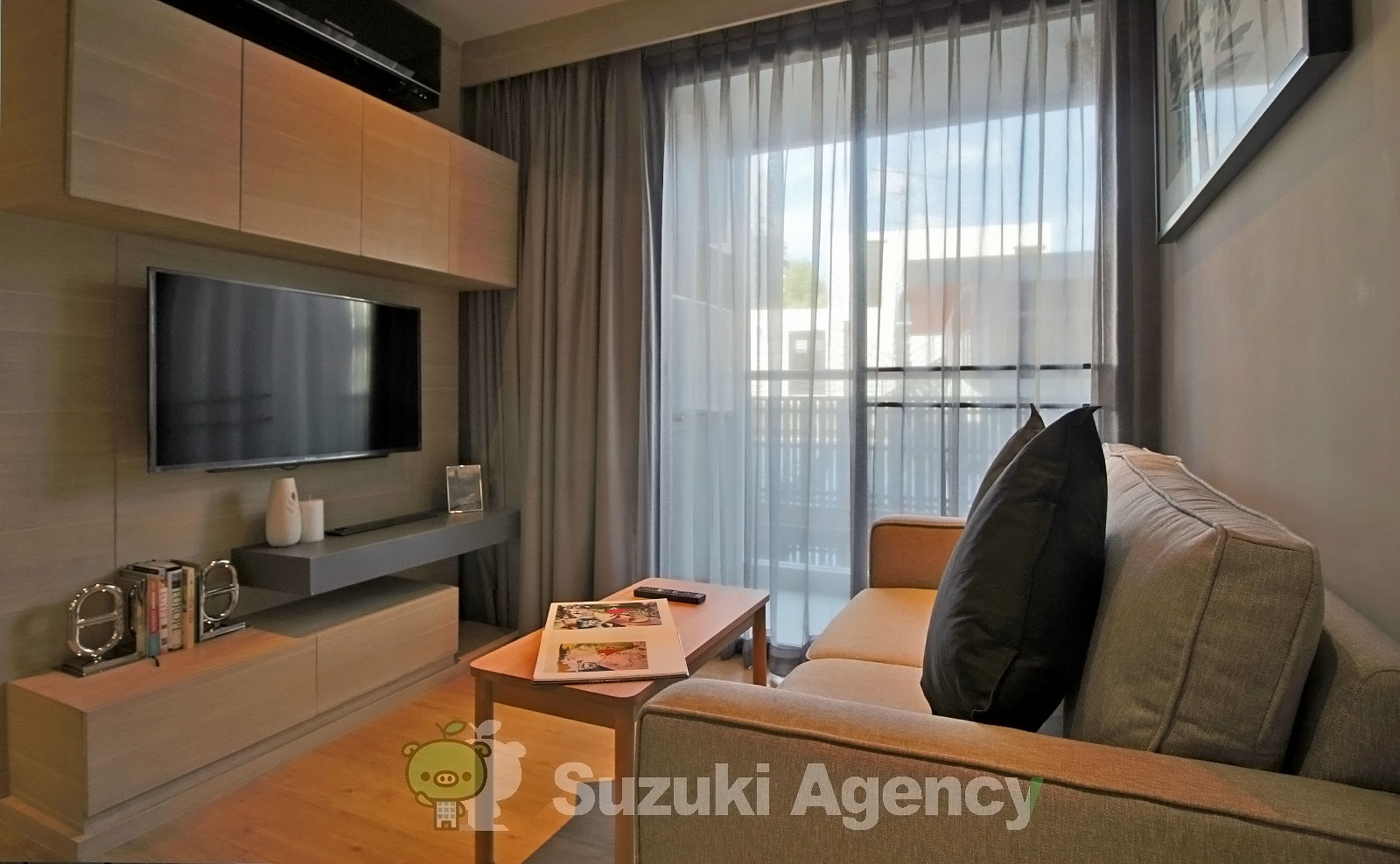 VOQUE Serviced Residence:2Bed Room Photos No.2