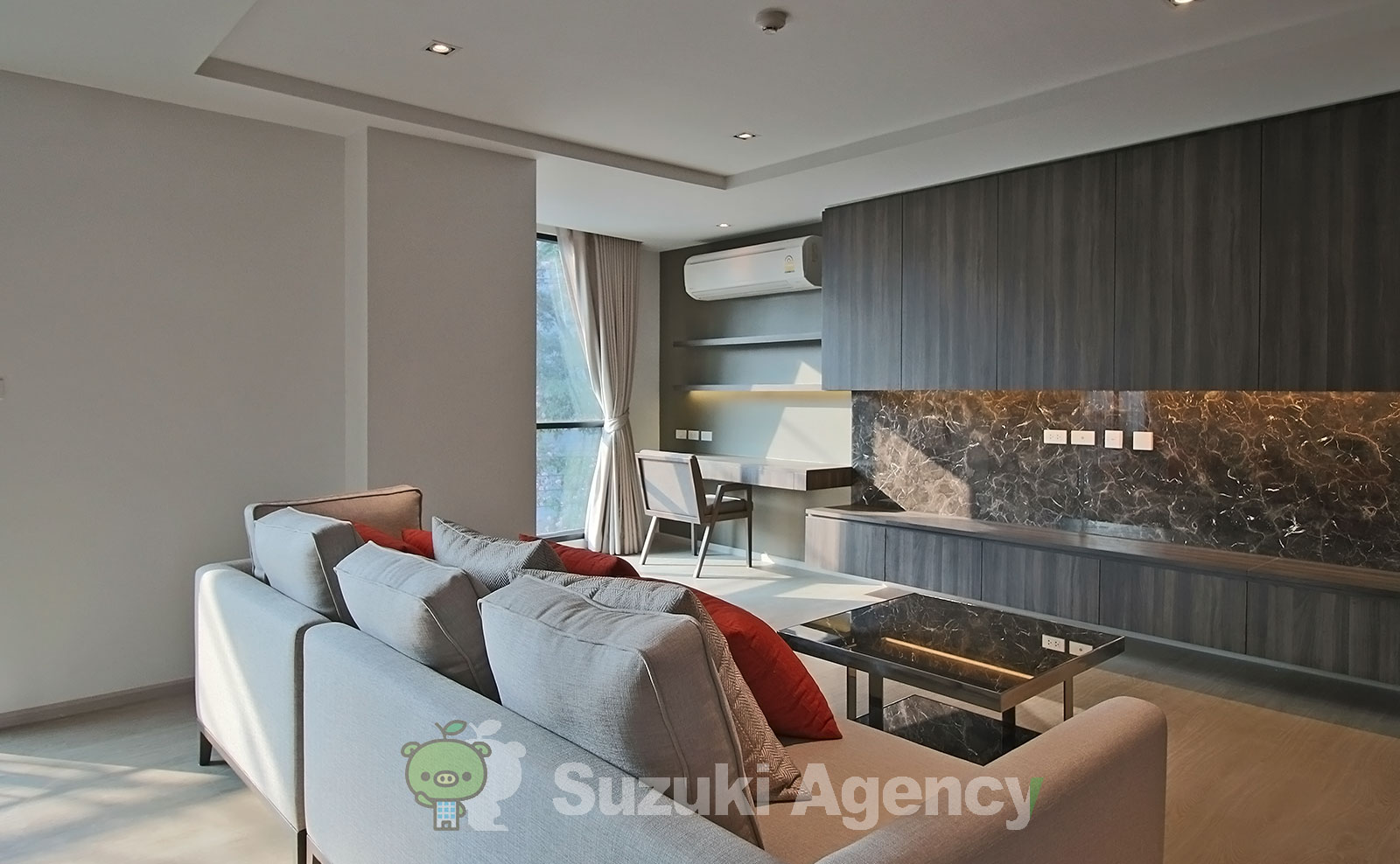 NS Residence Sukhumvit 49:2Bed Room Photos No.2
