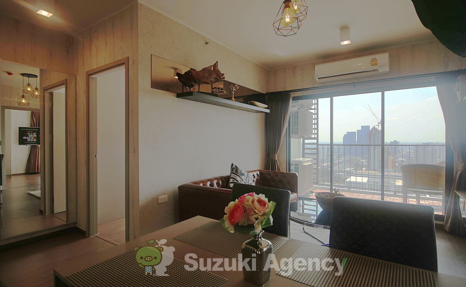 Ideo Sukhumvit 93:2Bed Room Photos No.2