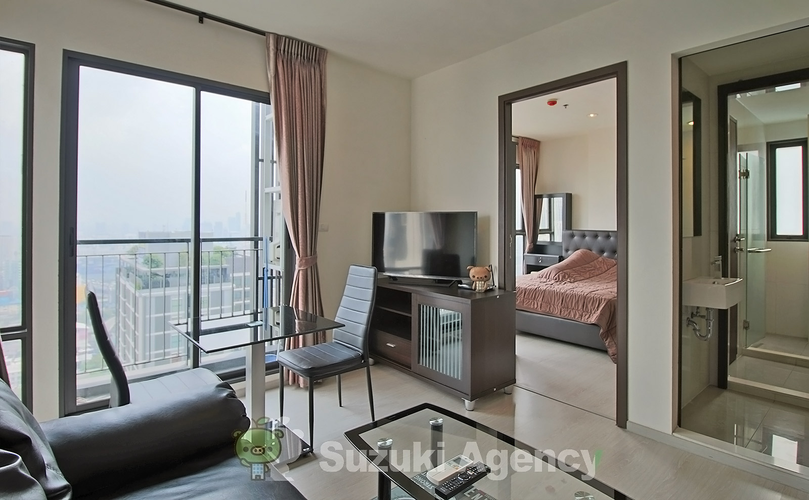 Rhythm Asoke 1 (Owner No.87075):2Bed Room Photos No.2
