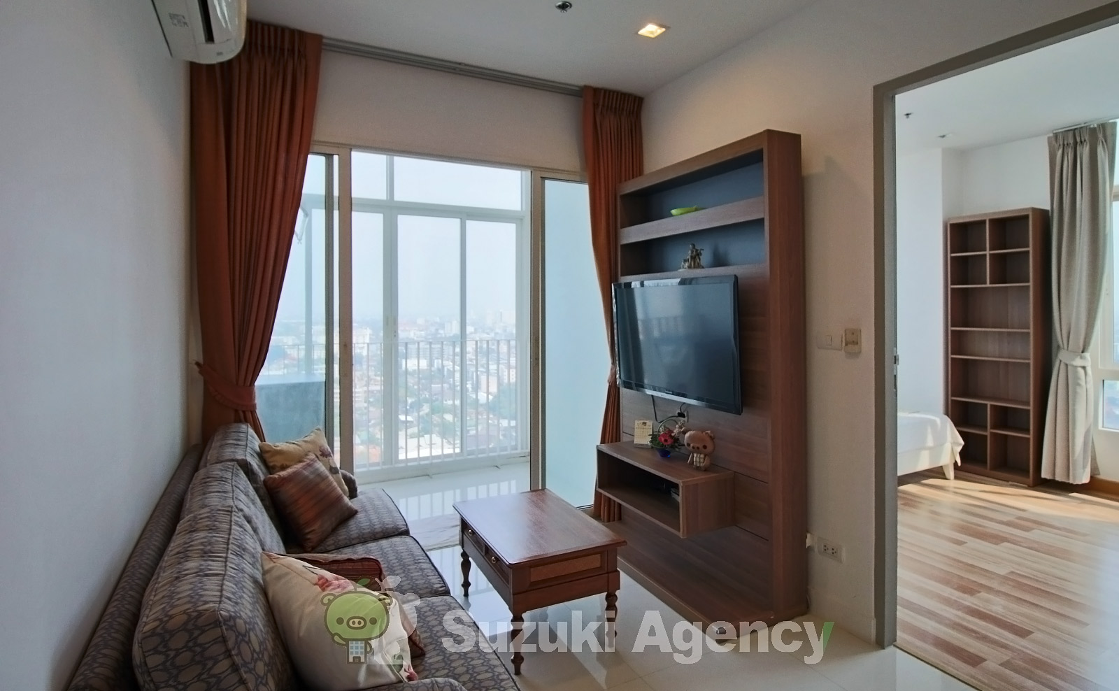 Ideo Verve Sukhumvit 81 (Owner No.87644):2Bed Room Photos No.2