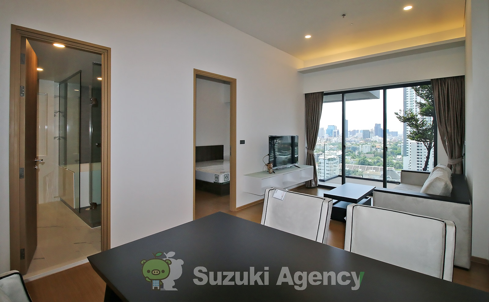 Siamese Exclusive Sukhumvit 31 (Owner No.89005):2Bed Room Photos No.2