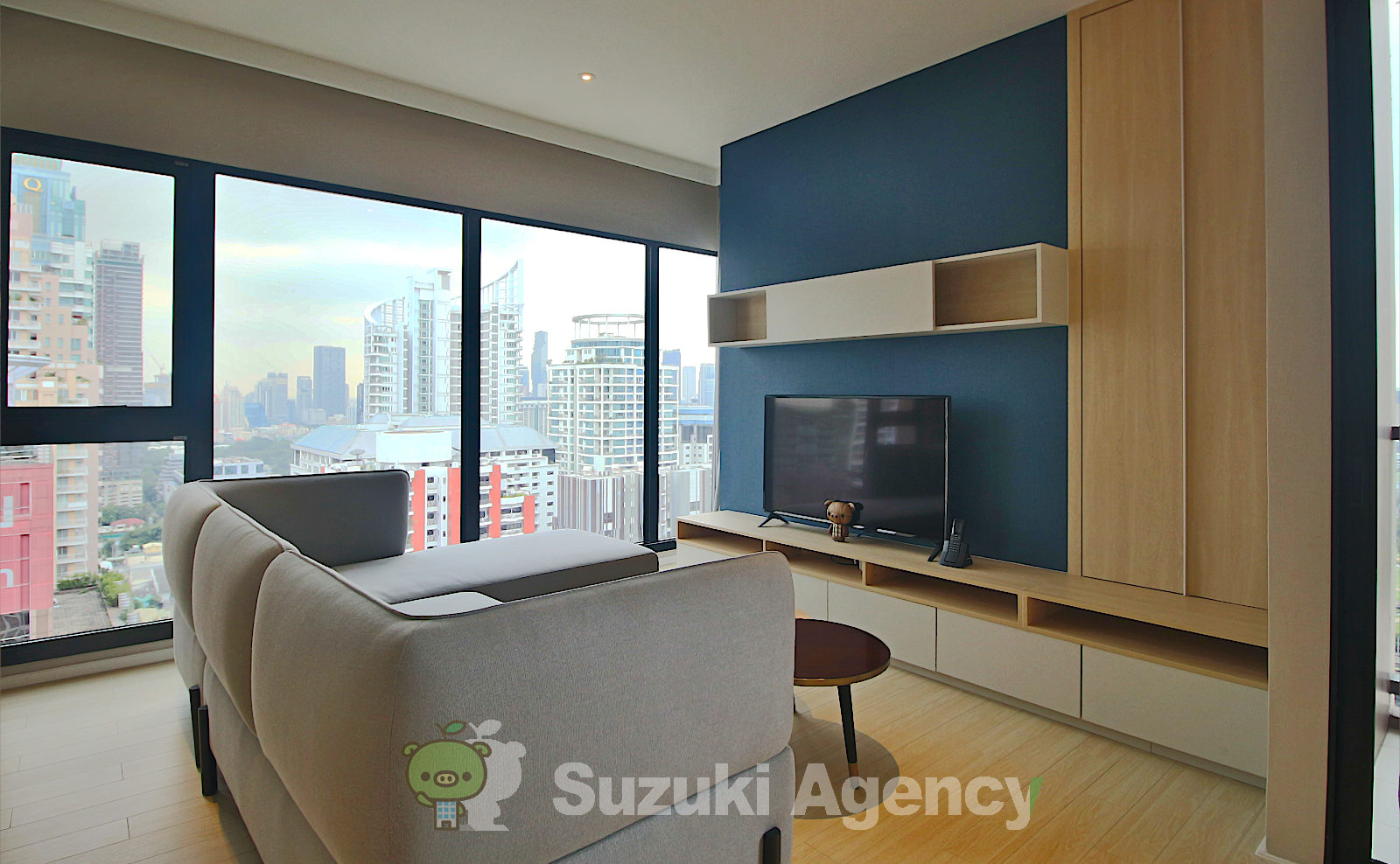 Sindhorn Midtown:2Bed Room Photos No.2