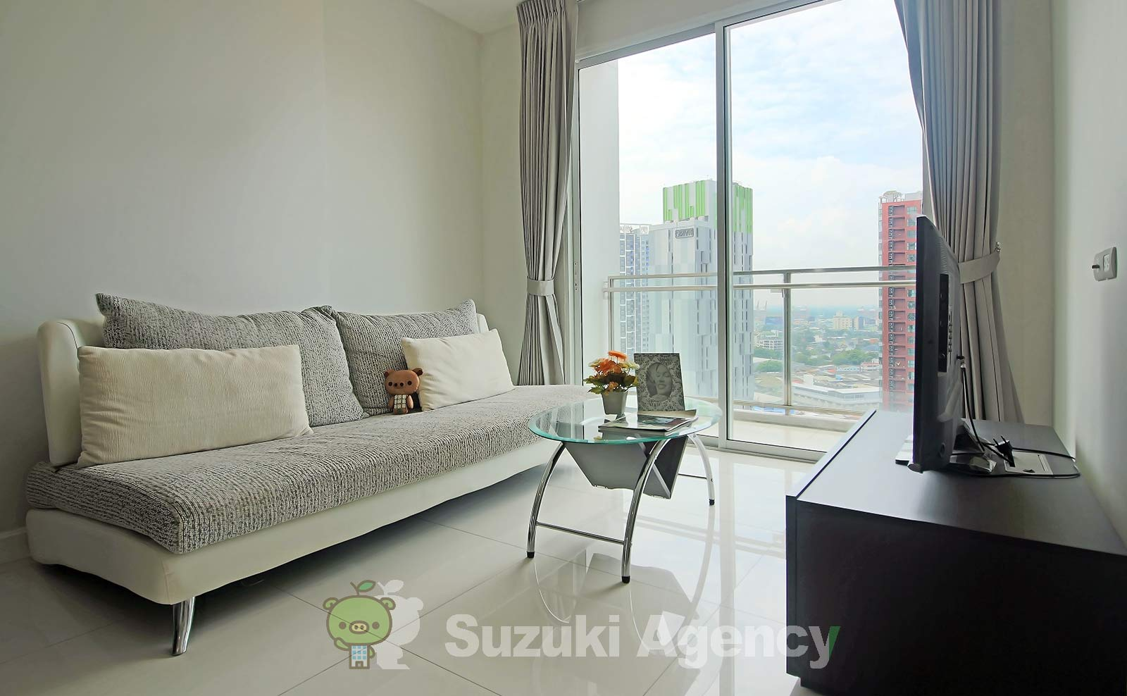 The Bloom Sukhumvit 71:2Bed Room Photos No.3