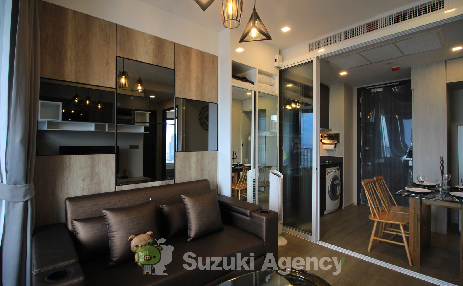 Ashton Asoke:2Bed Room Photos No.3