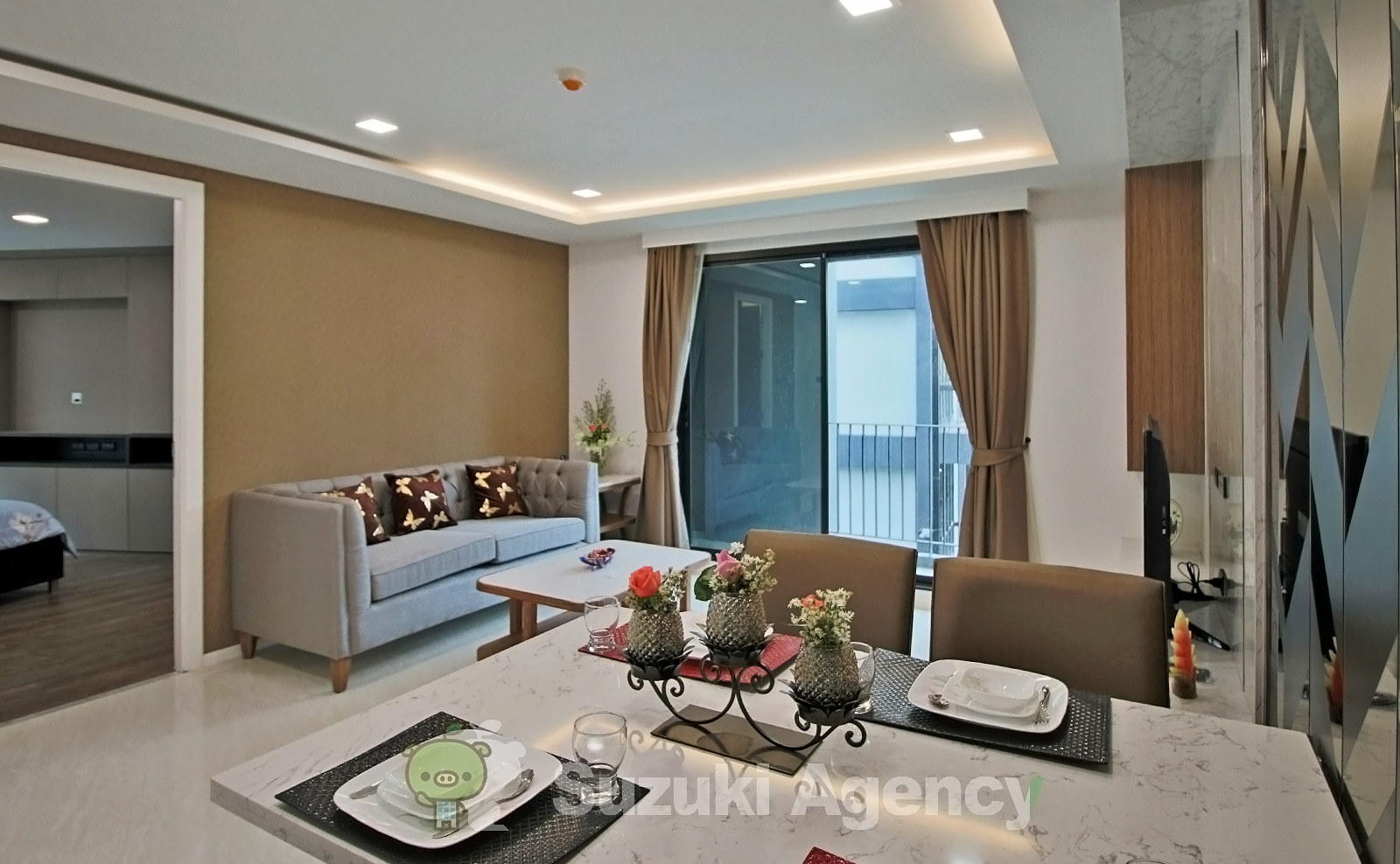 Kasturi Residence:2Bed Room Photos No.3