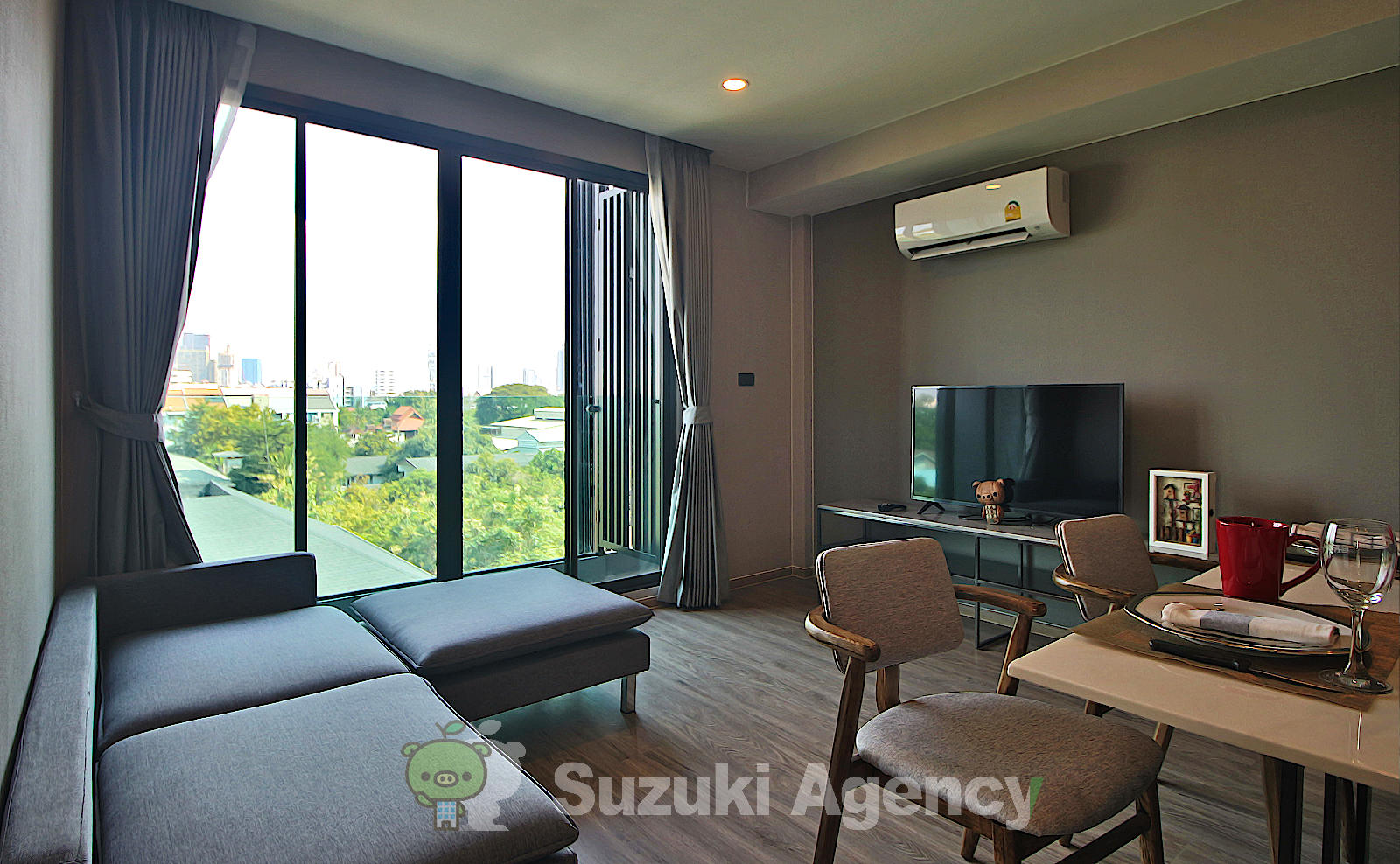 The Teak Sukhumvit 39:2Bed Room Photos No.3