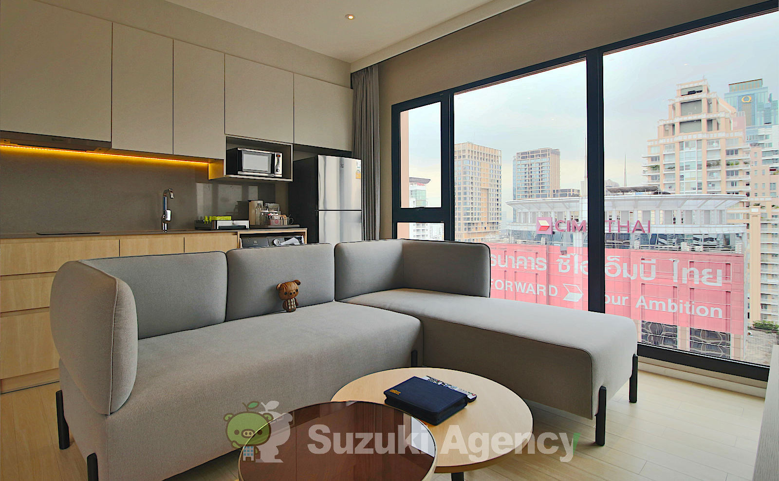 Sindhorn Midtown:2Bed Room Photos No.3