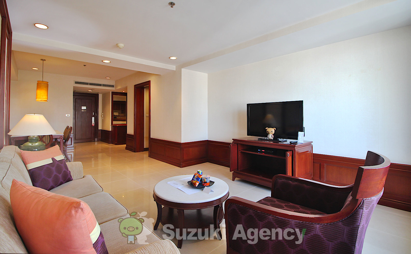 Centre Point Serviced Apartment Thong Lo:2Bed Room Photos No.3