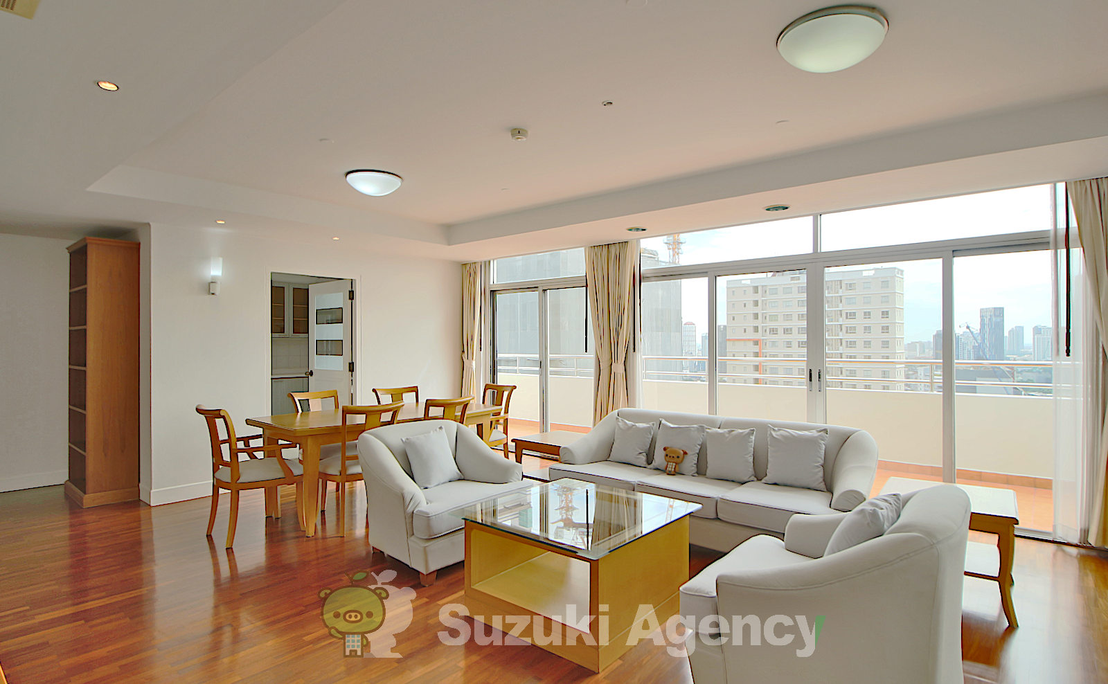 Krungthep Thani Tower:2Bed Room Photos No.3