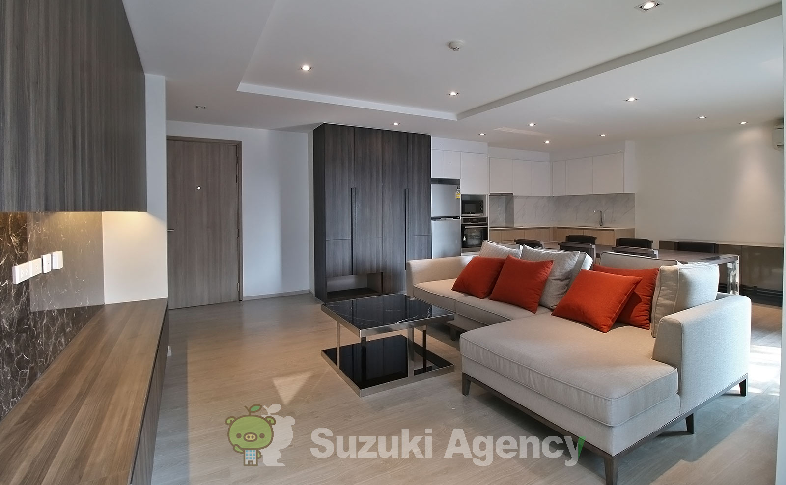 NS Residence Sukhumvit 49:2Bed Room Photos No.4