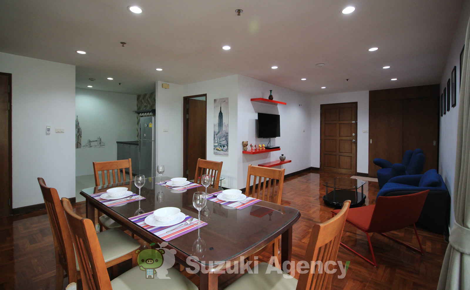 Baan Suanpetch (Owner No.84200):2Bed Room Photos No.4