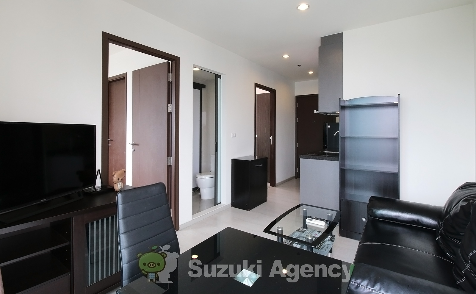 Rhythm Asoke 1 (Owner No.87075):2Bed Room Photos No.4
