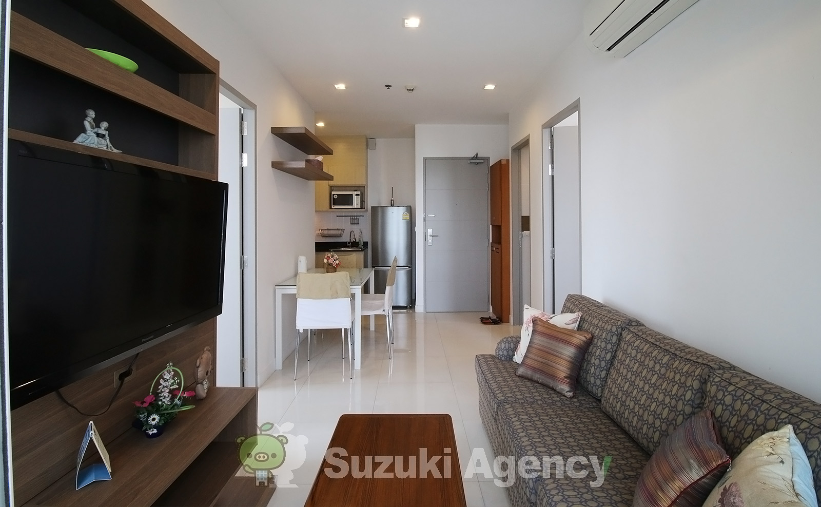Ideo Verve Sukhumvit 81 (Owner No.87644):2Bed Room Photos No.4