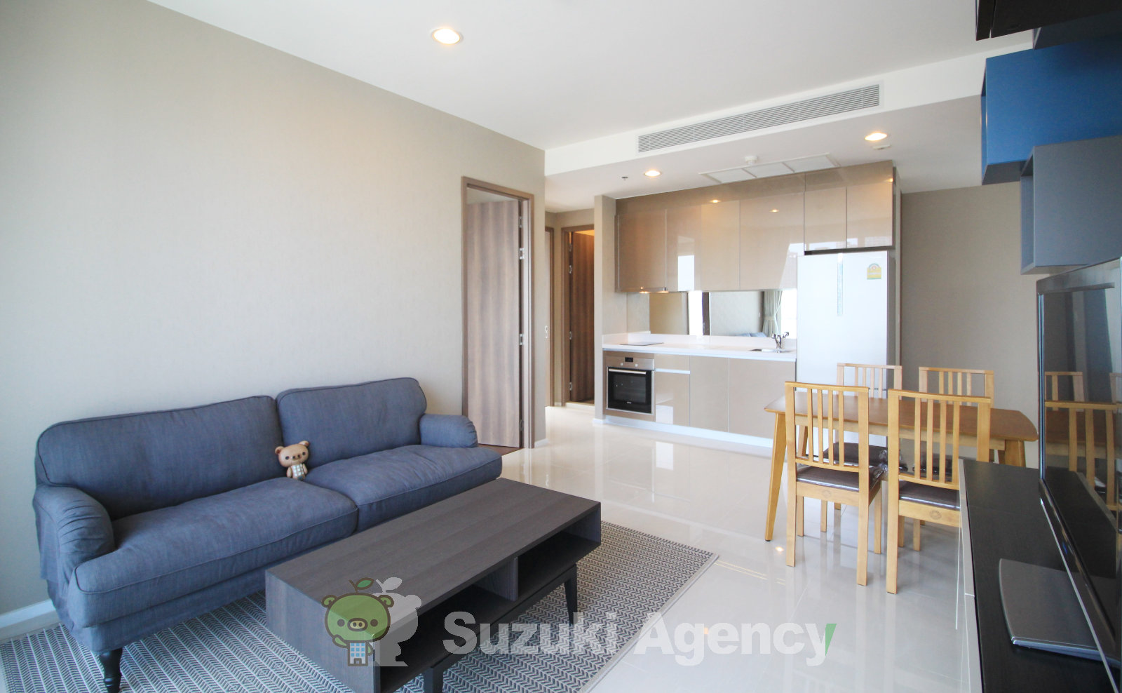 Menam Residences Condominium:2Bed Room Photos No.4