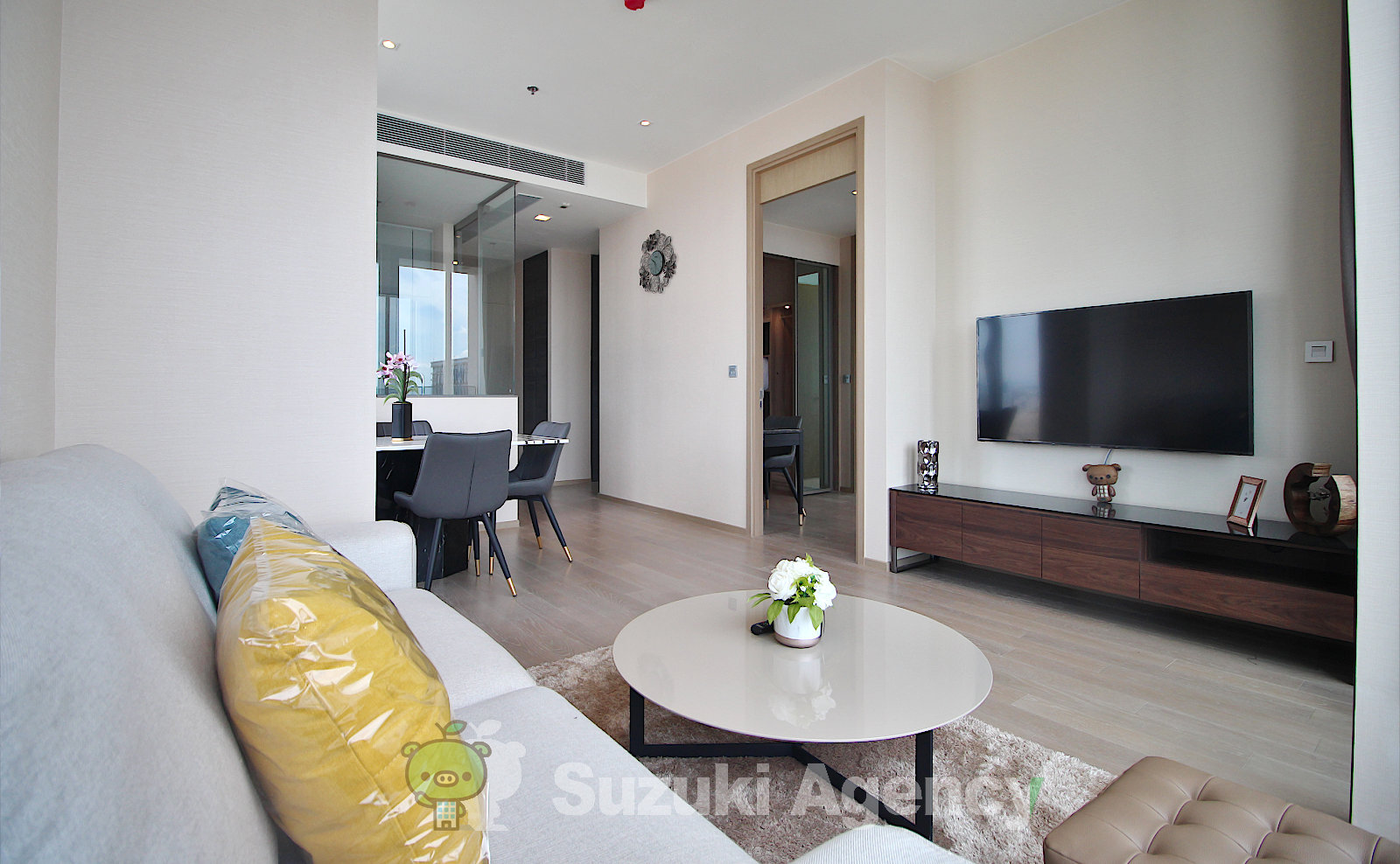 The ESSE Asoke (Owner No.91296):2Bed Room Photos No.4
