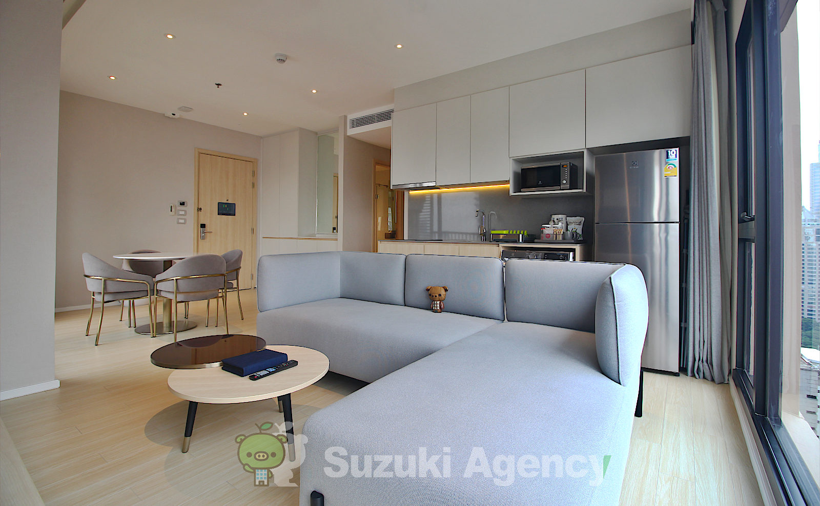 Sindhorn Midtown:2Bed Room Photos No.4