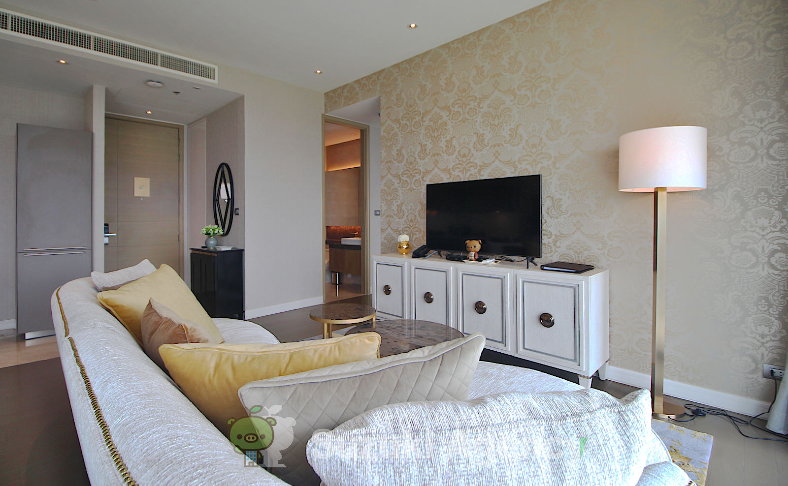 Magnolias Ratchadamri Boulevard Service Residence:2Bed Room Photos No.4