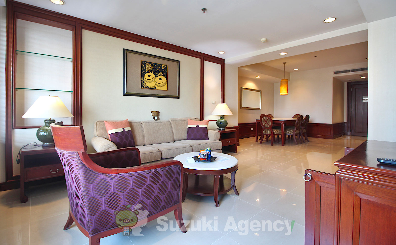 Centre Point Serviced Apartment Thong Lo:2Bed Room Photos No.4