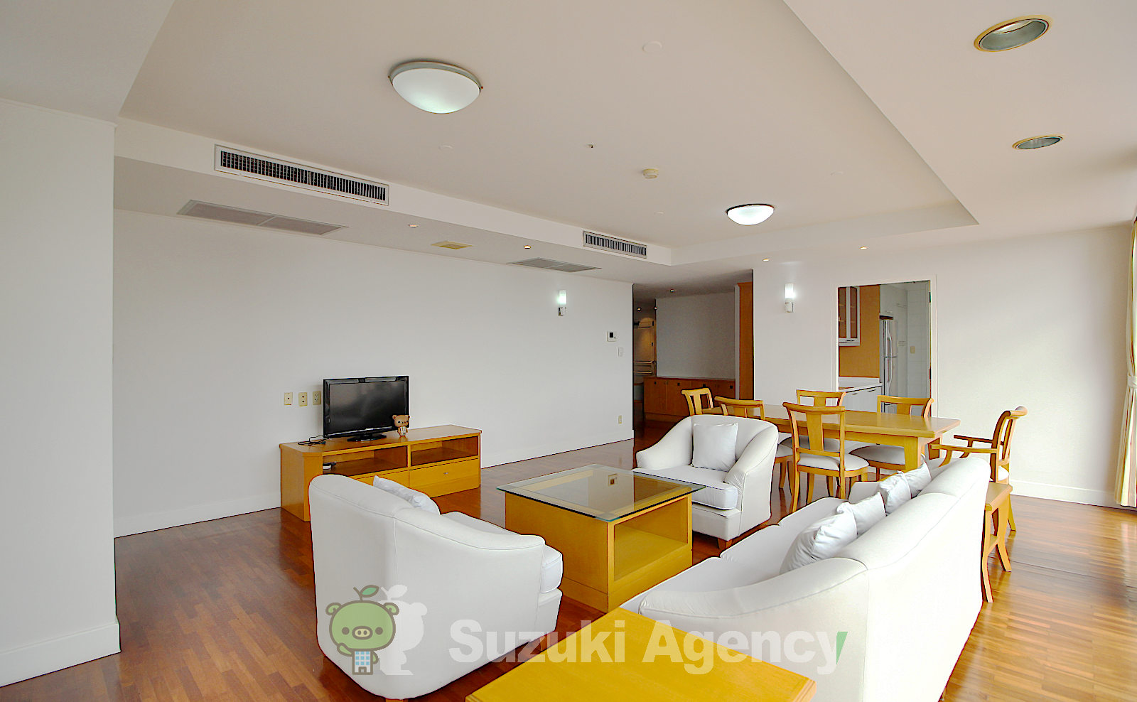 Krungthep Thani Tower:2Bed Room Photos No.4