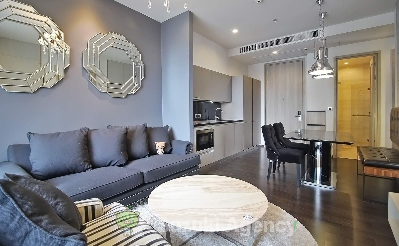 The XXXIX by Sansiri:2Bed Room Photos No.5