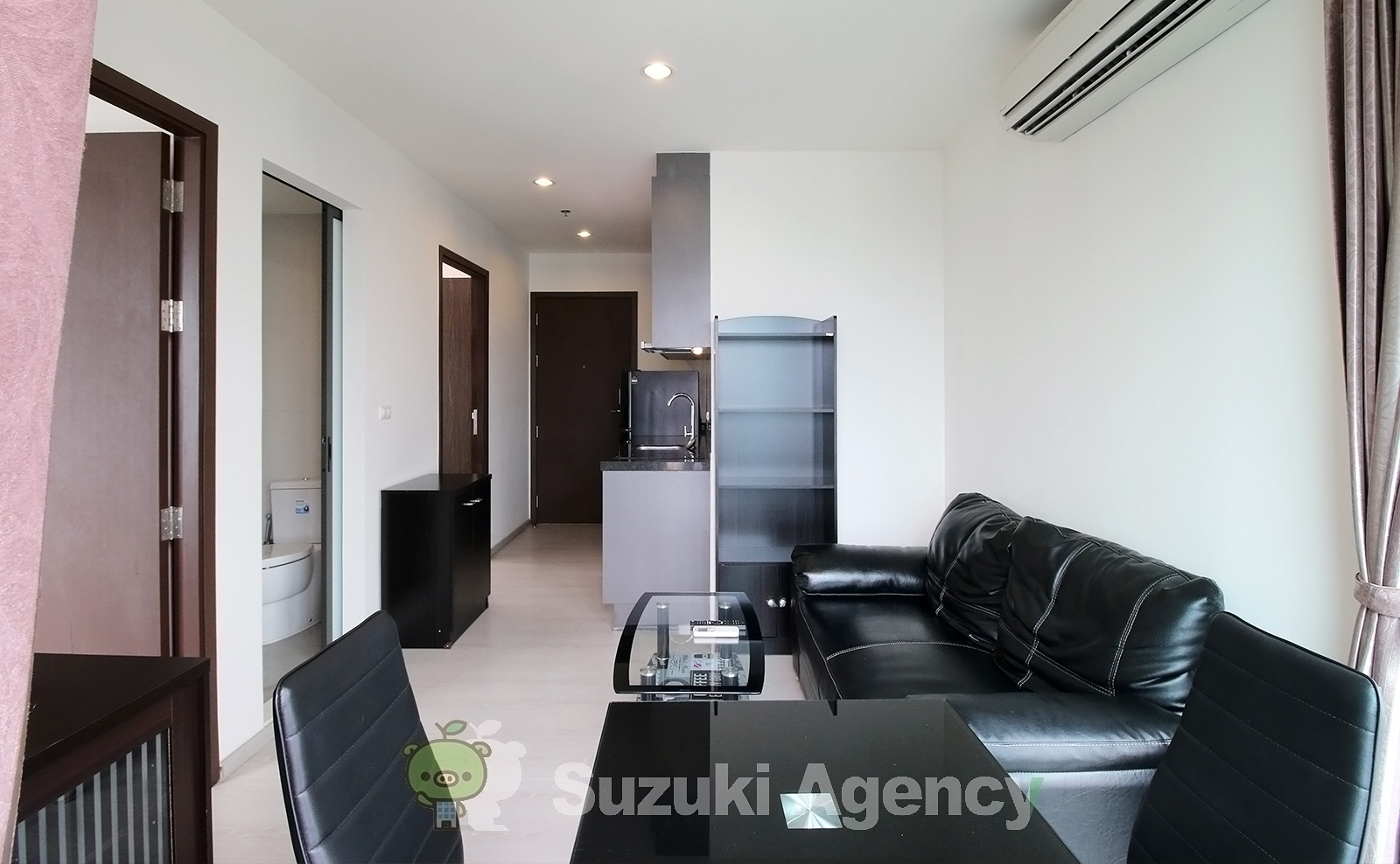 Rhythm Asoke 1 (Owner No.87075):2Bed Room Photos No.5
