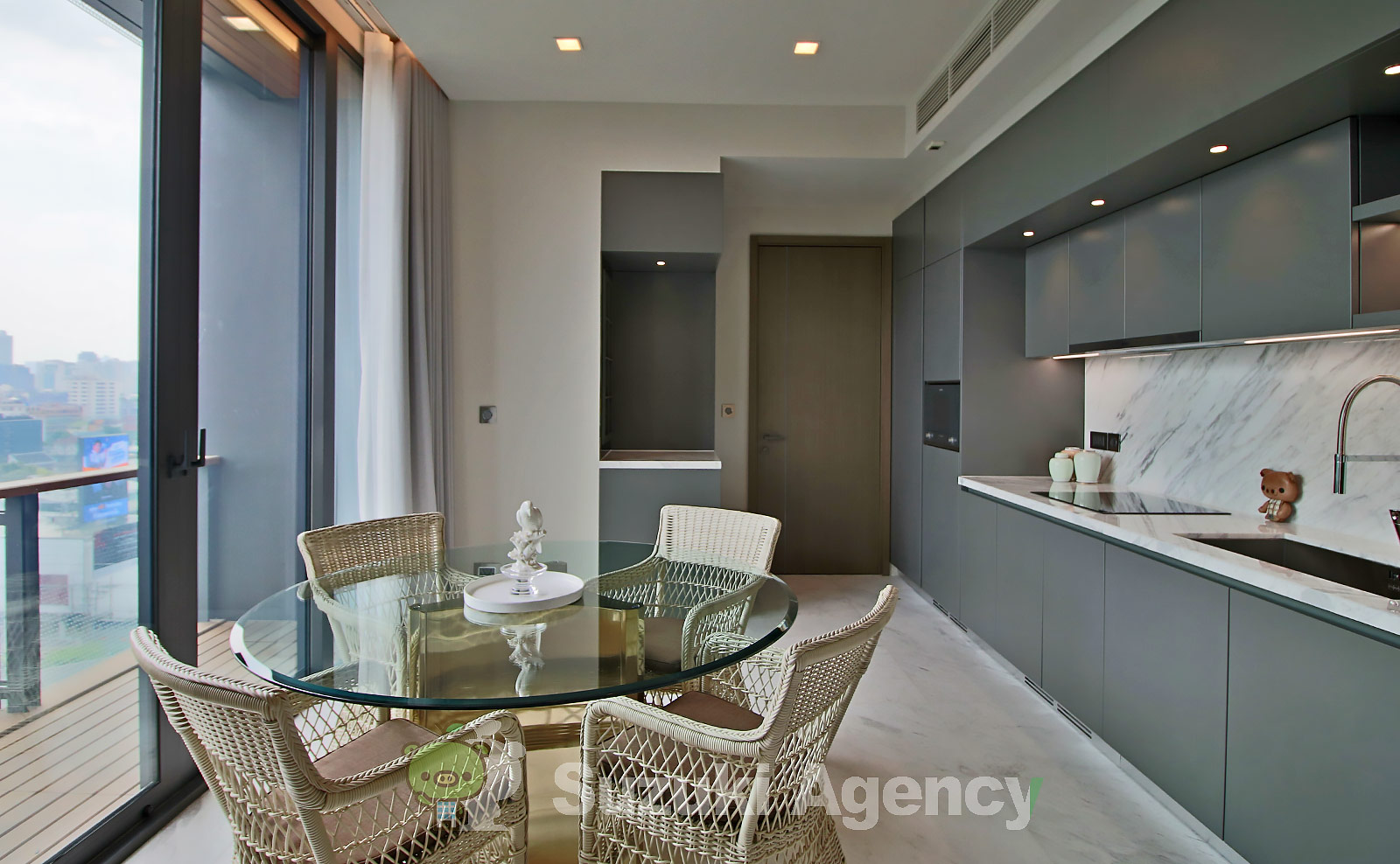 The Monument Thonglor:2Bed Room Photos No.5