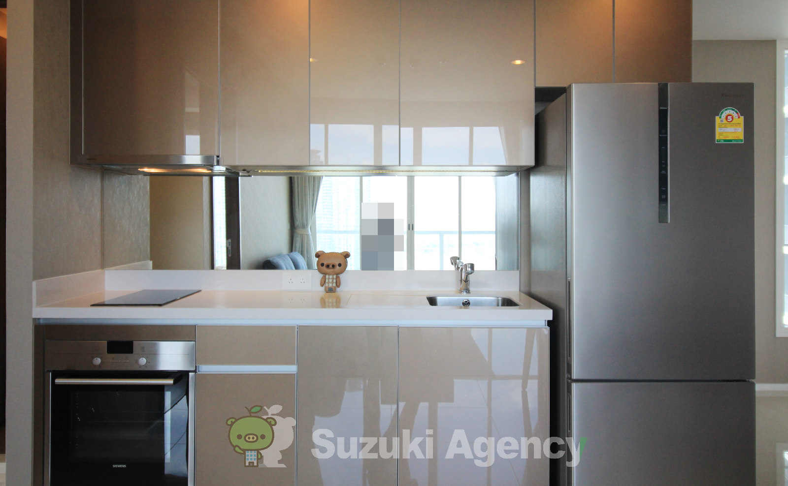 Menam Residences Condominium:2Bed Room Photos No.5