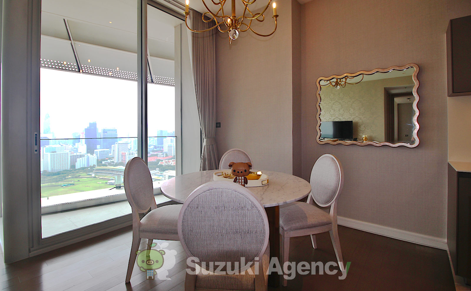 Magnolias Ratchadamri Boulevard Service Residence:2Bed Room Photos No.5
