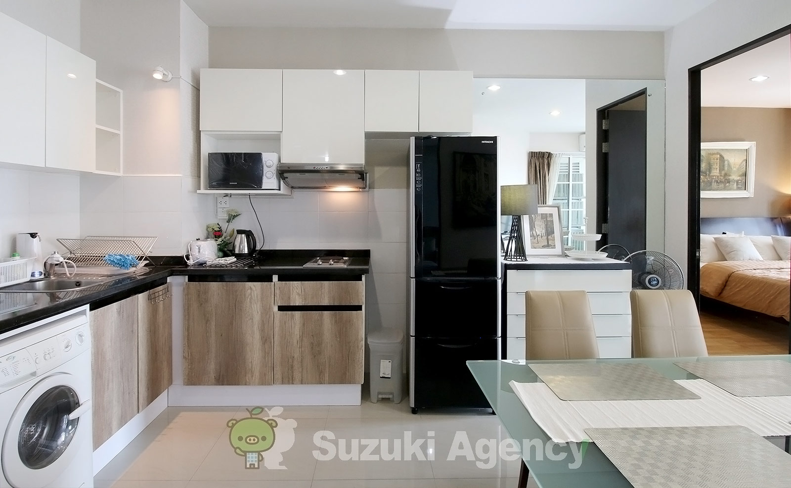 Citi Smart Condo:2Bed Room Photos No.6