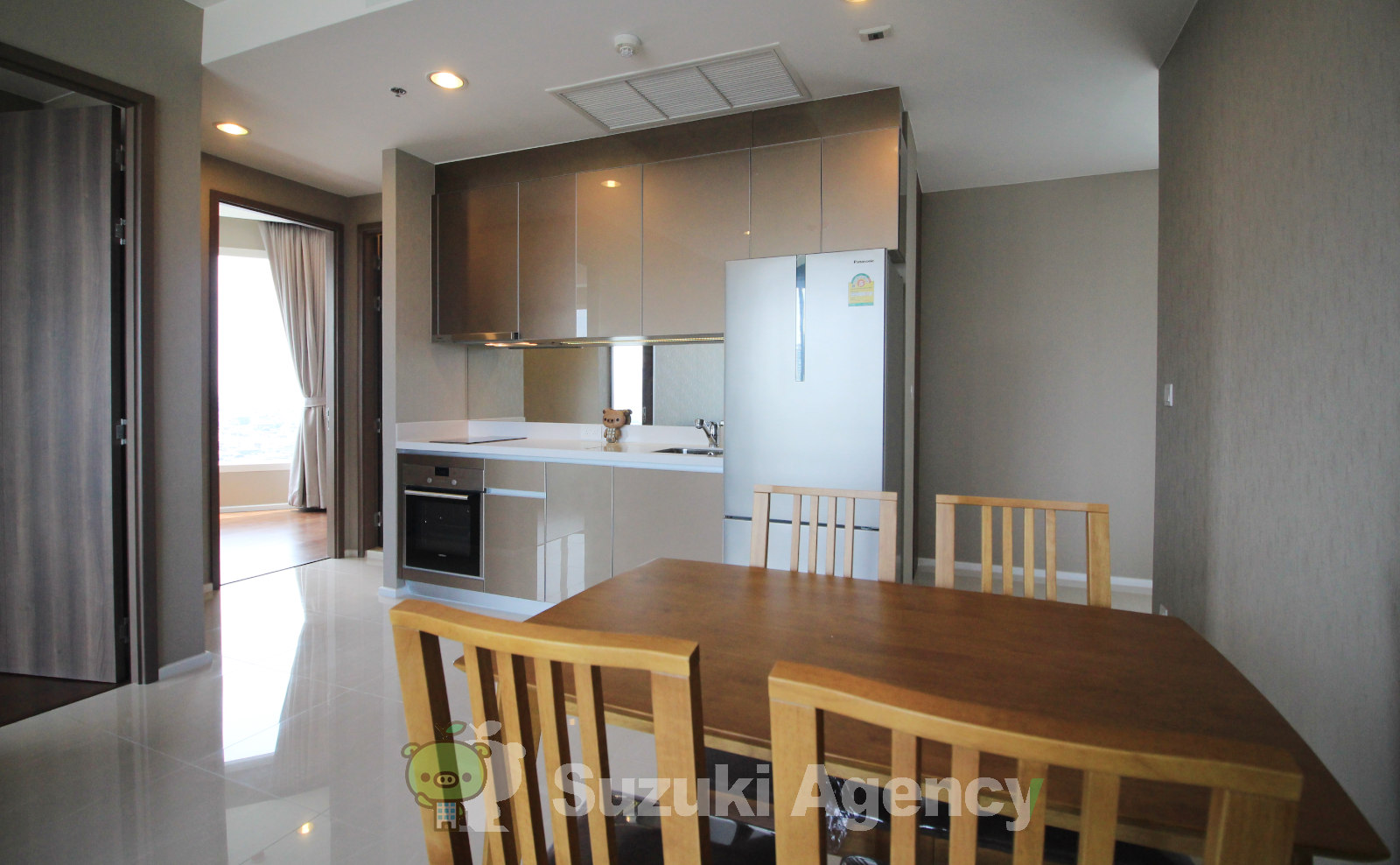 Menam Residences Condominium:2Bed Room Photos No.6