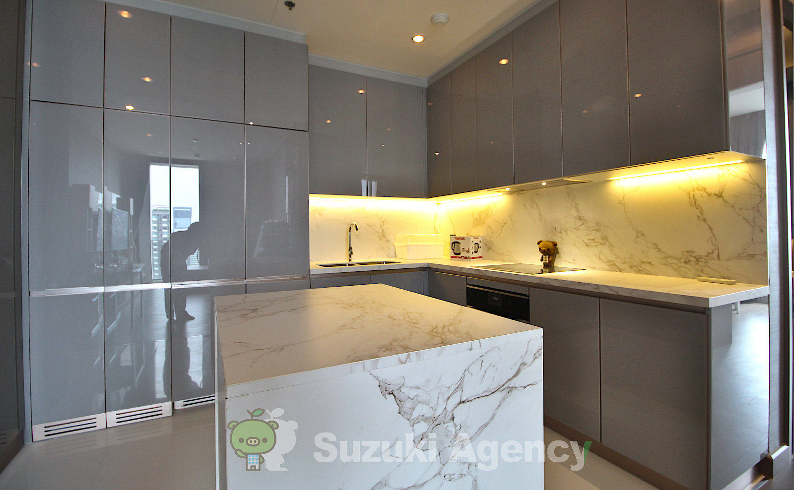 The Esse at Singha Complex:2Bed Room Photos No.6