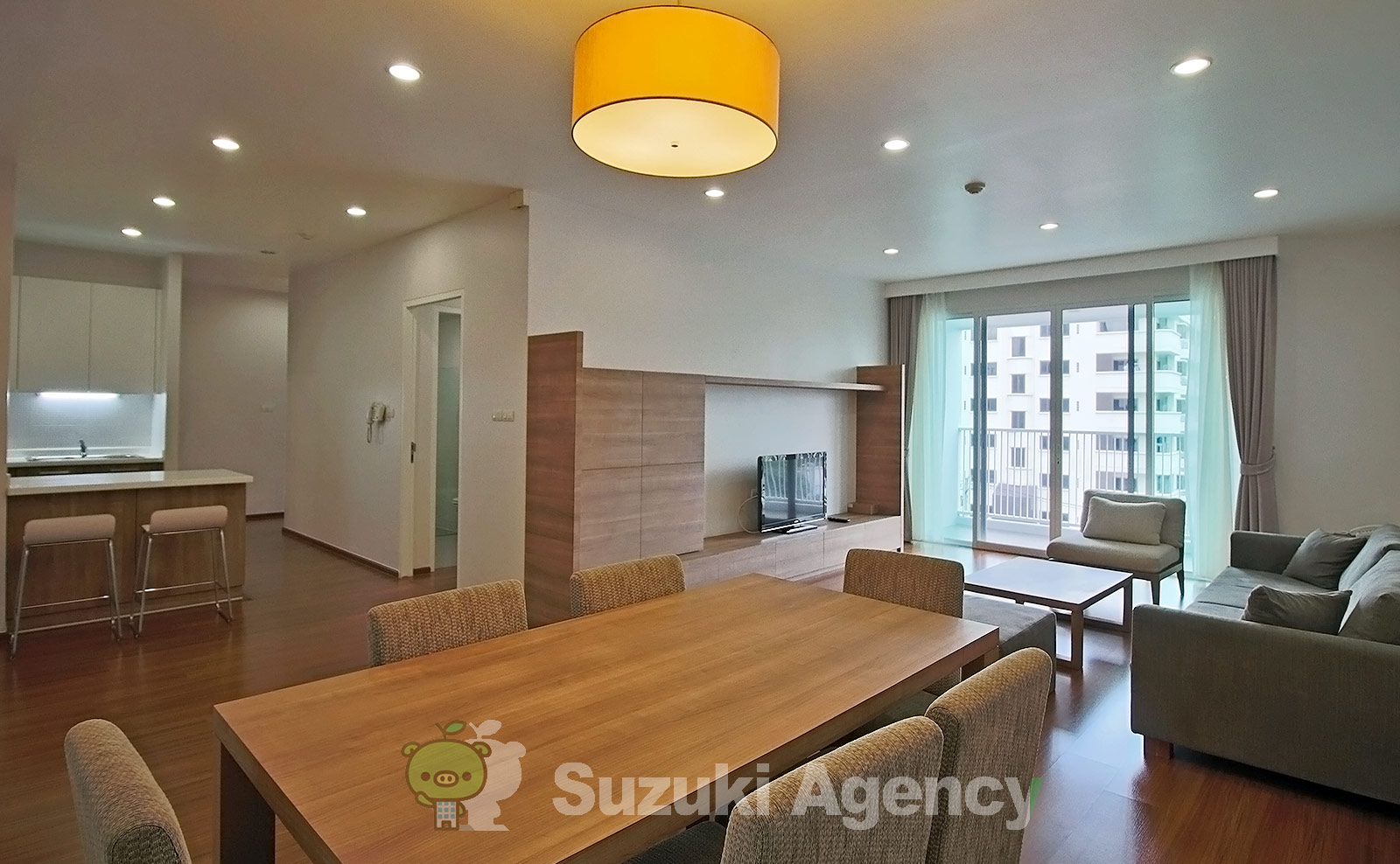 Thonglor 11 Residence:3Bed Room Photos No.1