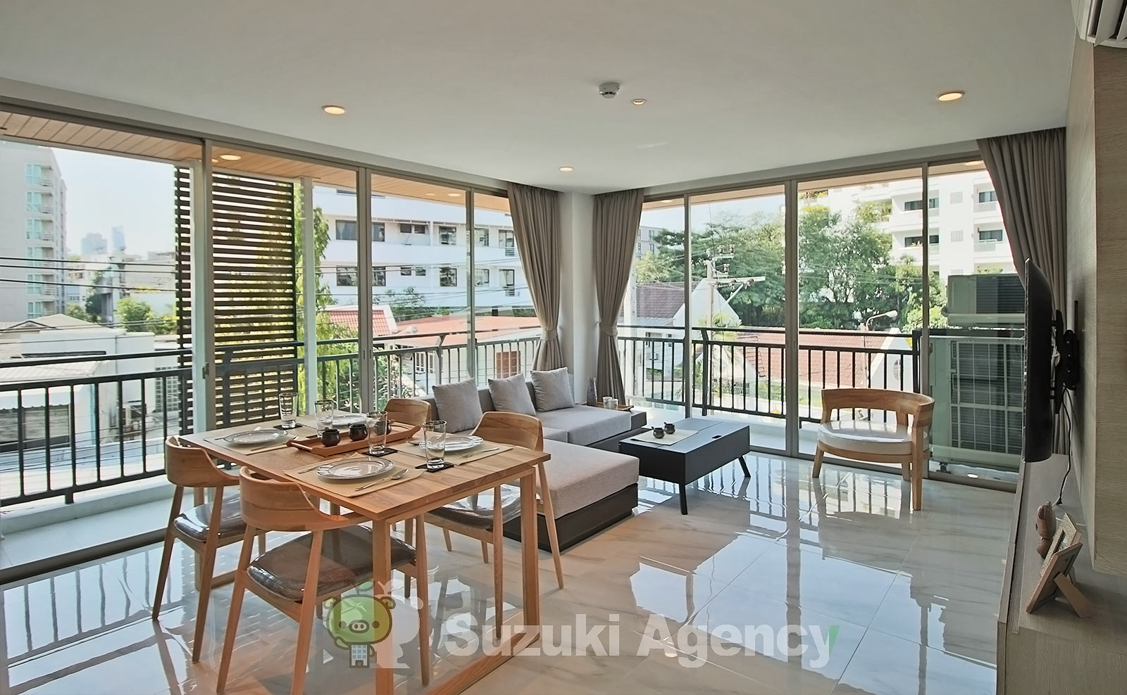 Serenity Thonglor:3Bed Room Photos No.1