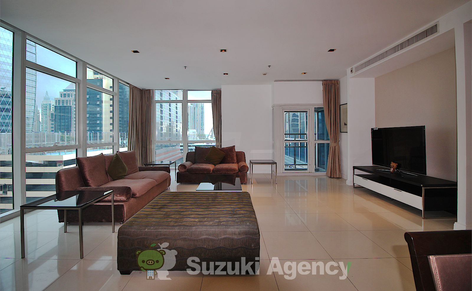 Athenee Residence:3Bed Room Photos No.1