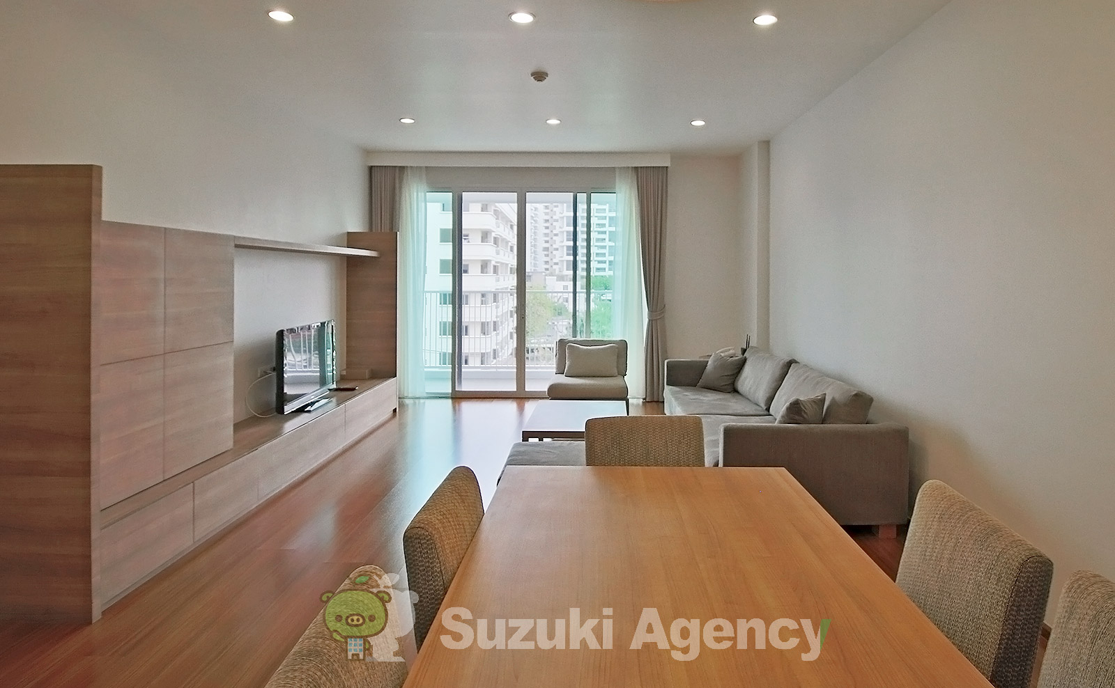 Thonglor 11 Residence:3Bed Room Photos No.2