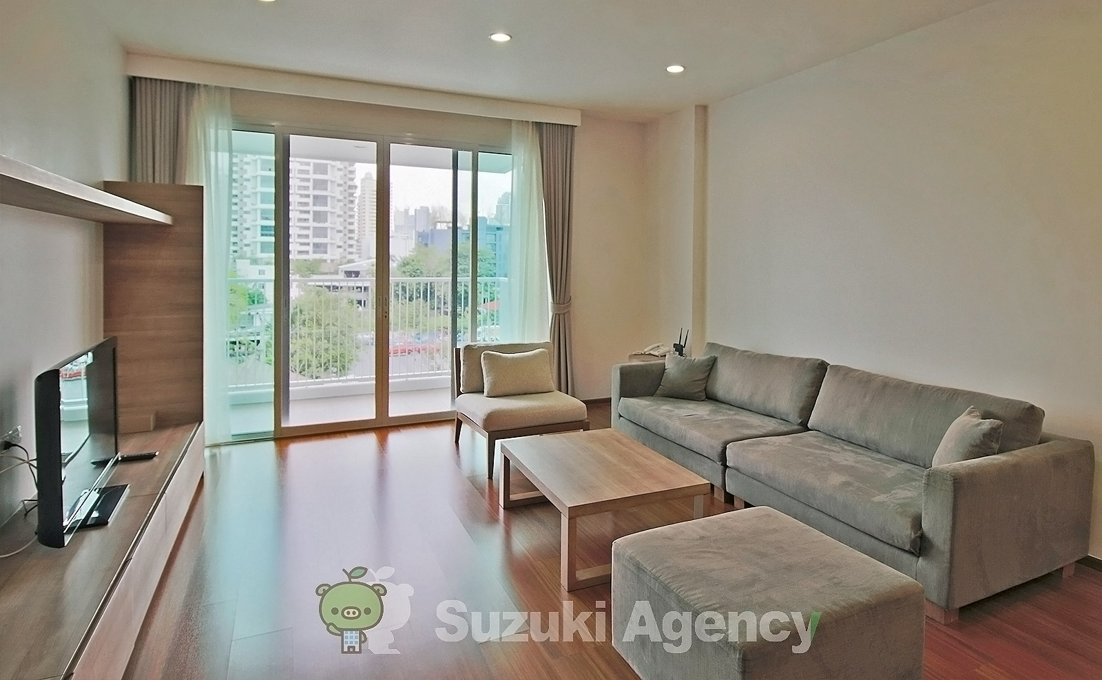 Thonglor 11 Residence:3Bed Room Photos No.3