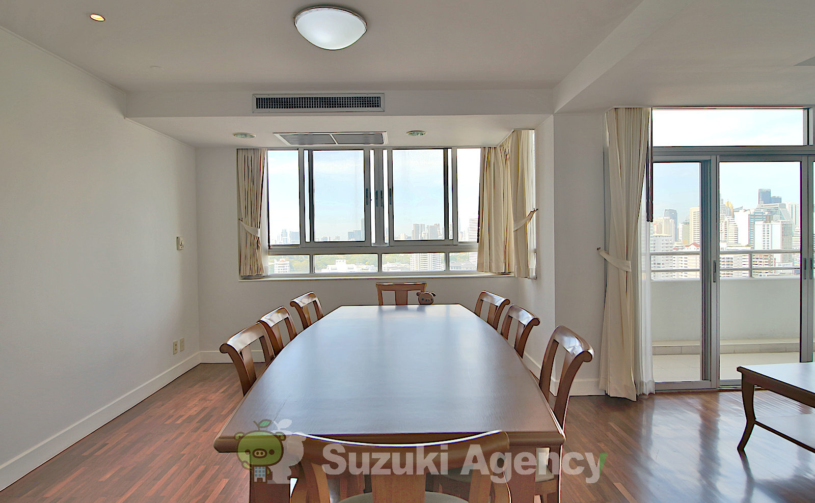 Krungthep Thani Tower:3Bed Room Photos No.4