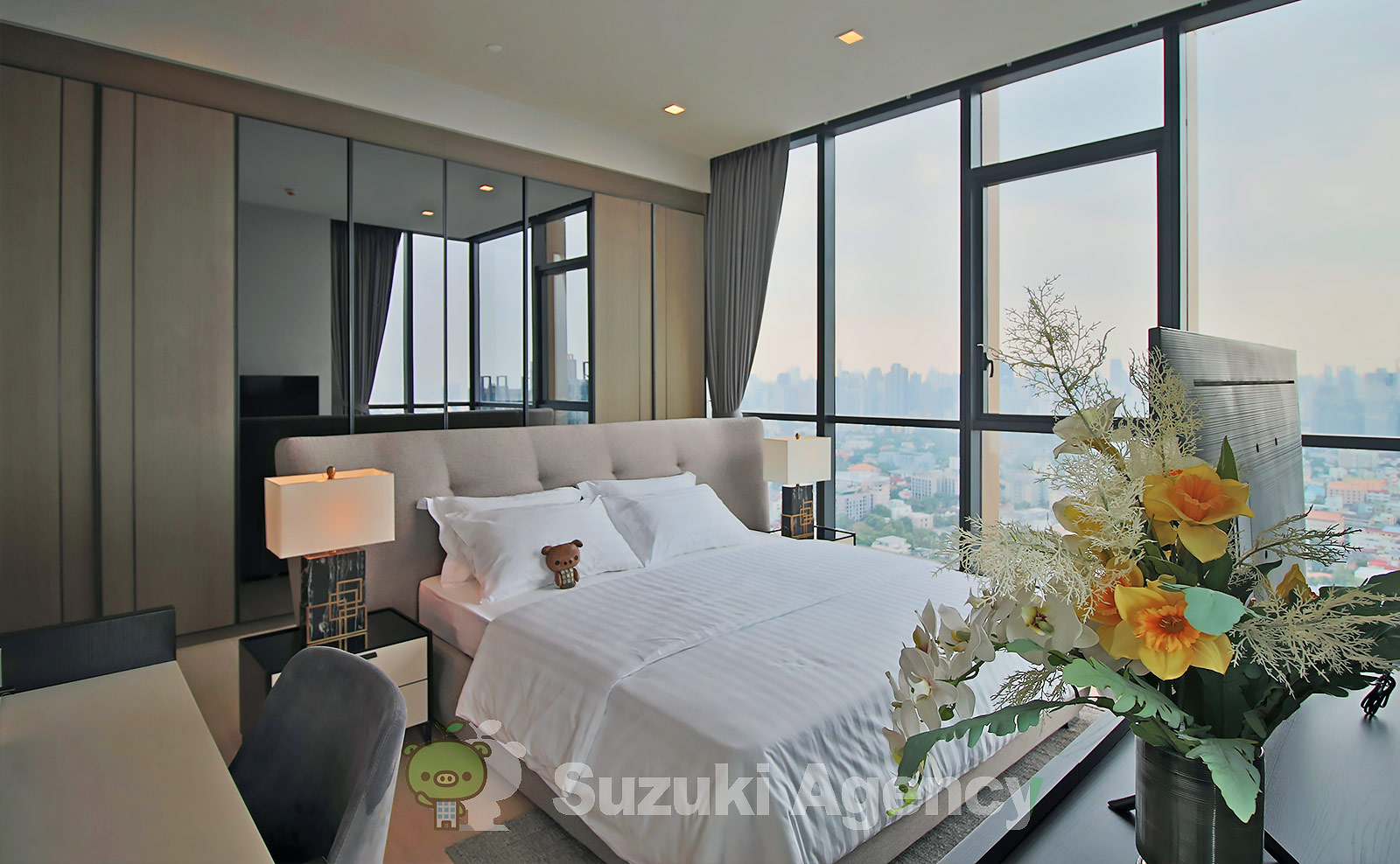The Monument Thonglor:3Bed Room Photos No.5