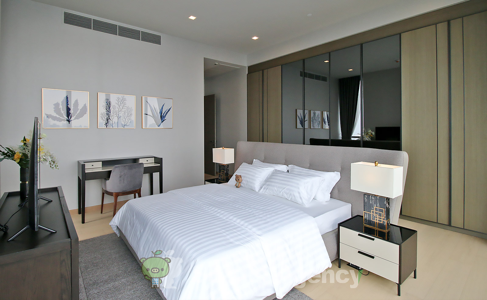 The Monument Thonglor:3Bed Room Photos No.6