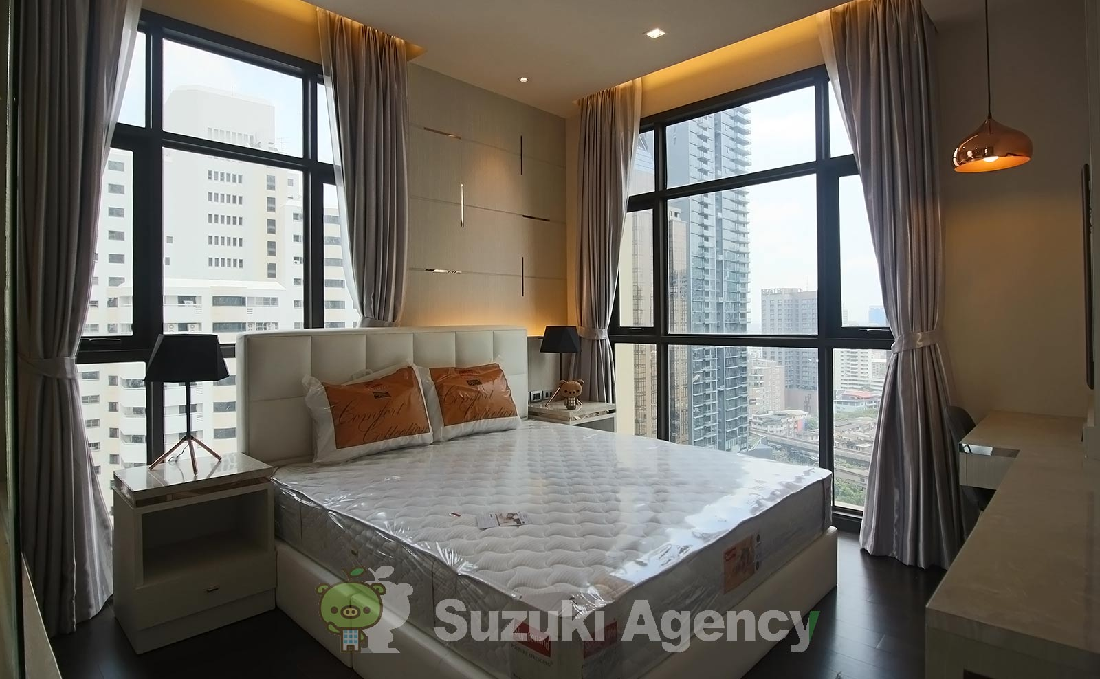 The XXXIX by Sansiri:2Bed Room Photos No.7