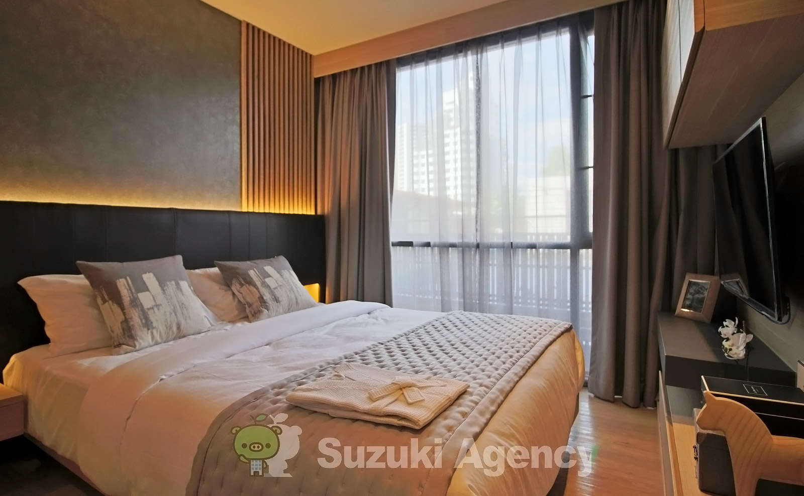 VOQUE Serviced Residence:2Bed Room Photos No.7