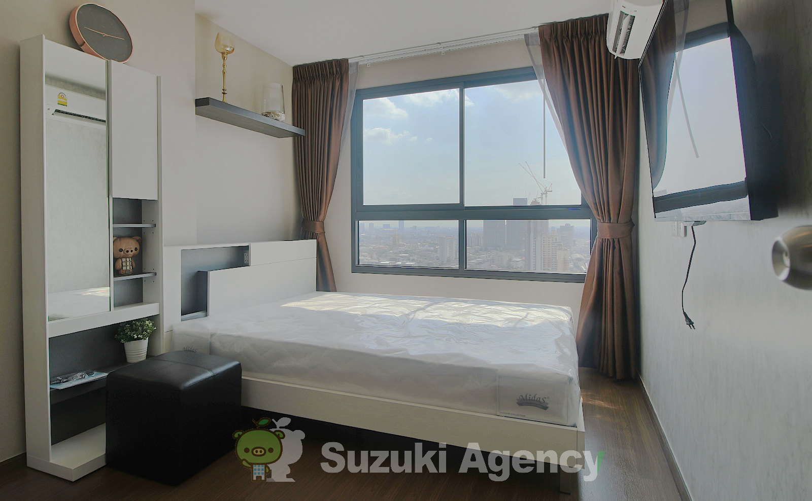 Ideo Sukhumvit 93:2Bed Room Photos No.7