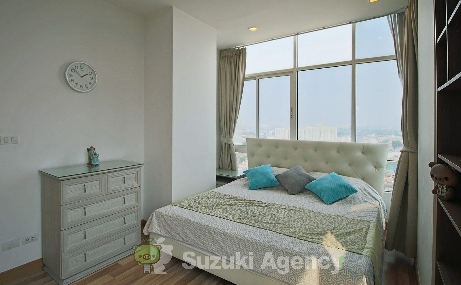 Ideo Verve Sukhumvit 81 (Owner No.87644):2Bed Room Photos No.7