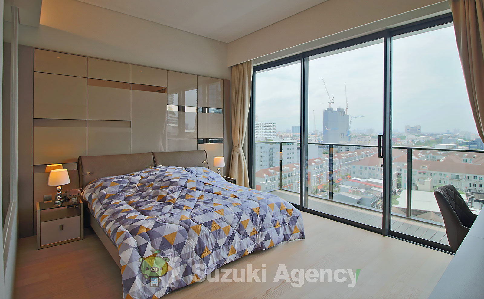 TELA Thonglor (Owner No.89394):2Bed Room Photos No.7