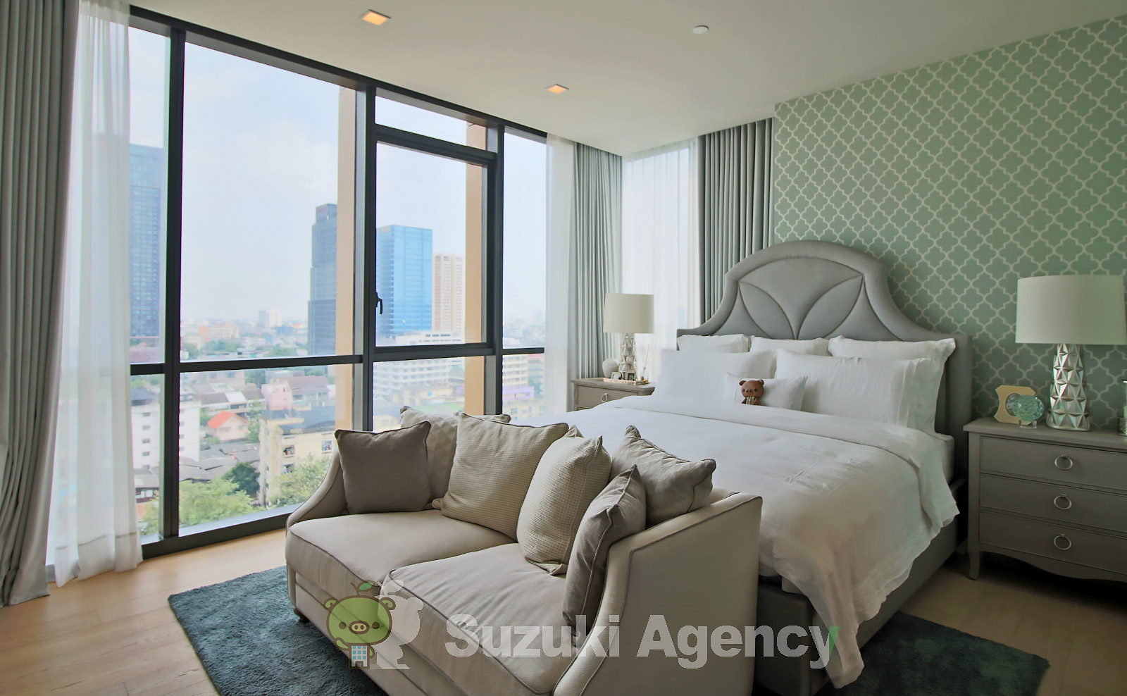 The Monument Thonglor:2Bed Room Photos No.7
