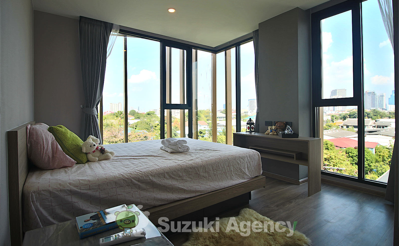 The Teak Sukhumvit 39:2Bed Room Photos No.7