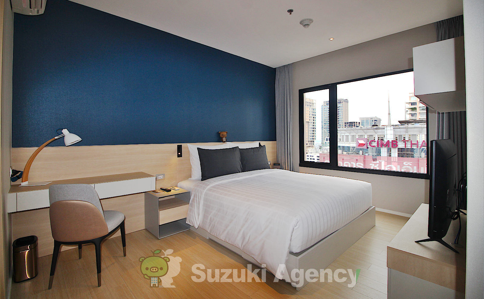 Sindhorn Midtown:2Bed Room Photos No.7