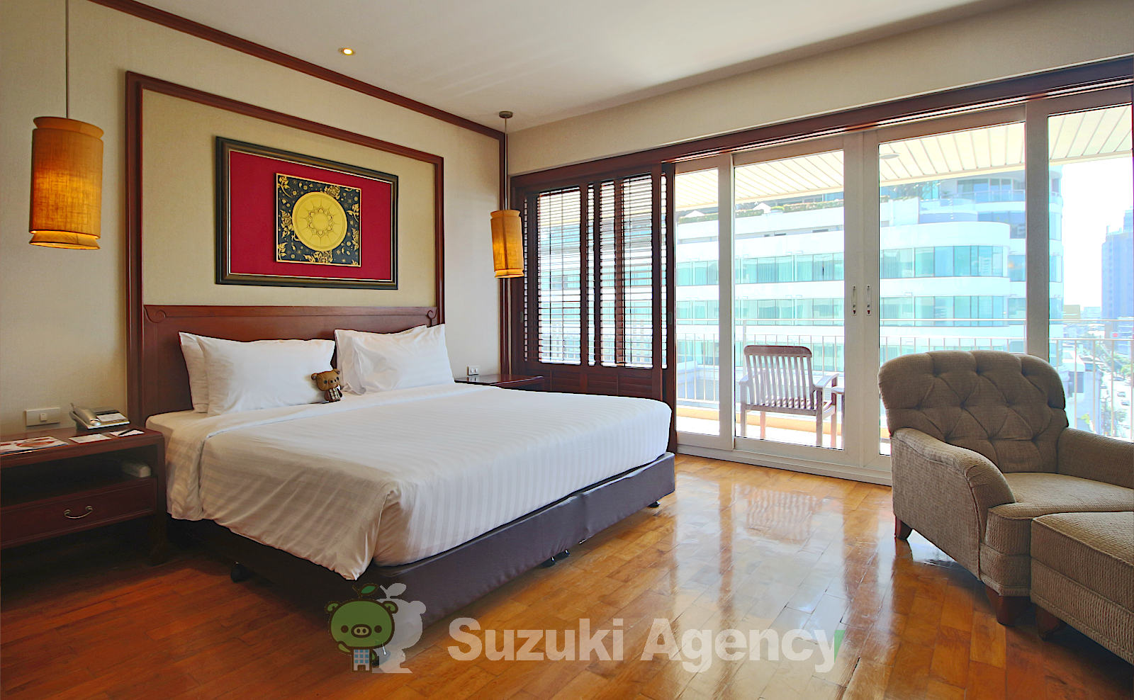Centre Point Serviced Apartment Thong Lo:2Bed Room Photos No.7